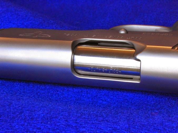 Pistola Colt Gunsite   Armas de Fuego