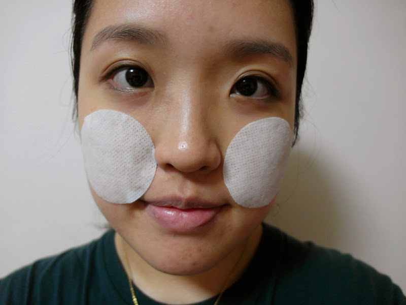 innisfree green persimmon pore pad review lunarrive singapore blog