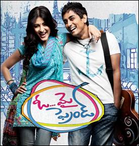 Oh My Friend Telugu Full Watch HD Movie