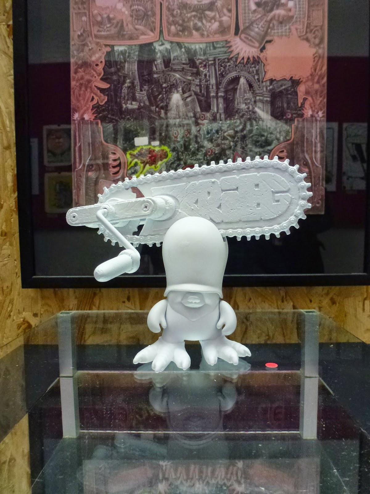 Skulpture, Won ABC, München
