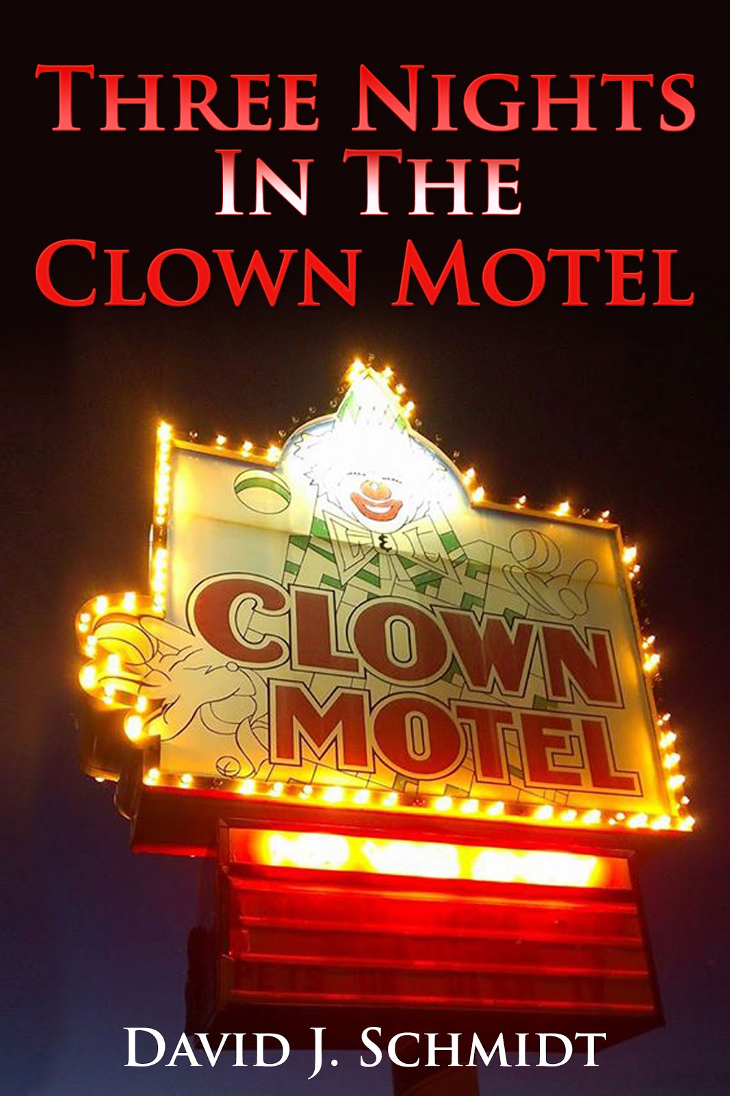 The Clown Motel book