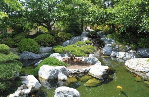 decorar interiores Tipos de Jardim Japonês