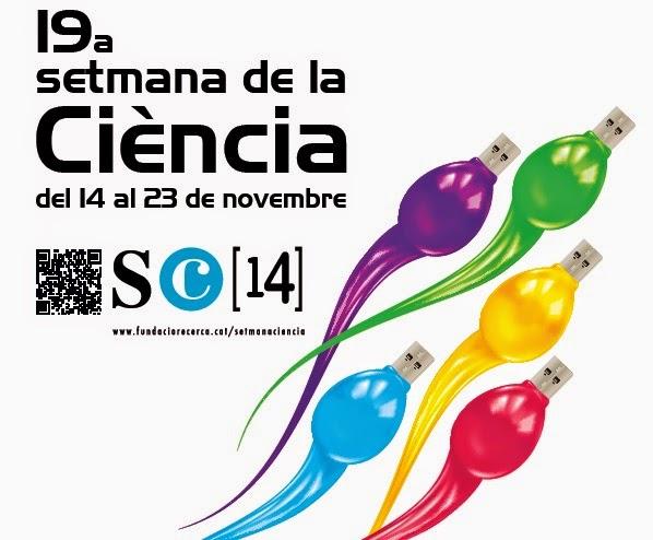 19a. Setmana de la Ciència