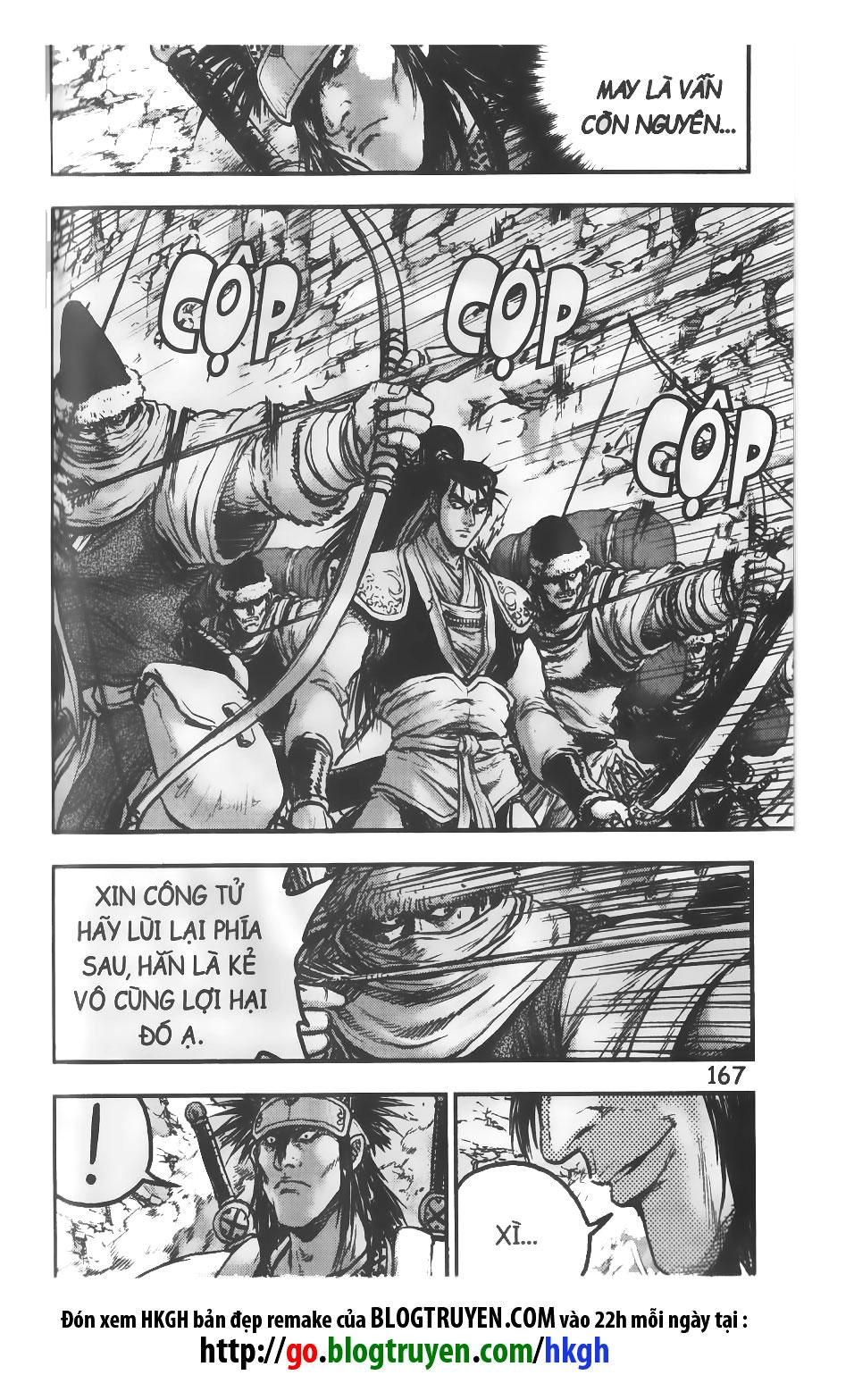 Hiệp Khách Giang Hồ chap 411 Trang 3 - Mangak.info