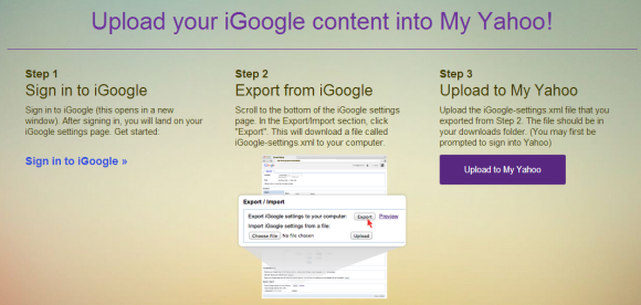 how to make yahoo my homepage using google chrome