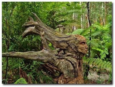 Las esculturas mágicas de Bruno Torfs - Marysville Australia - Jardín de esculturas7