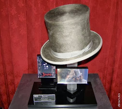 Los 10 sombreros mas famosos del cine y la television - Dracula