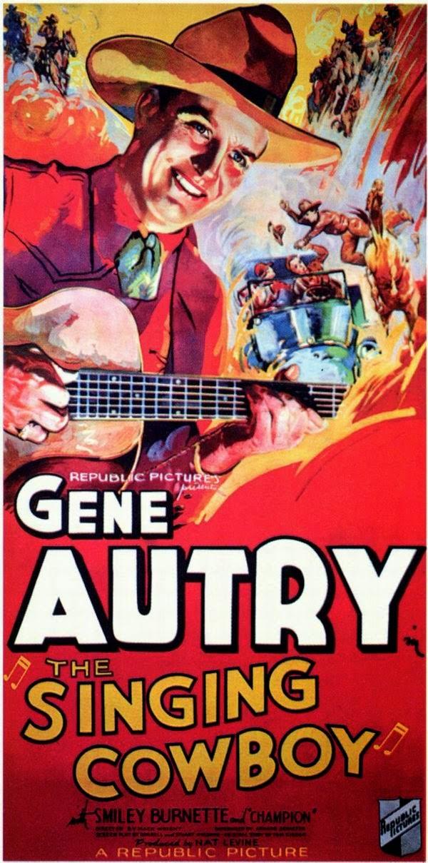 The Singing Cowboy 1936