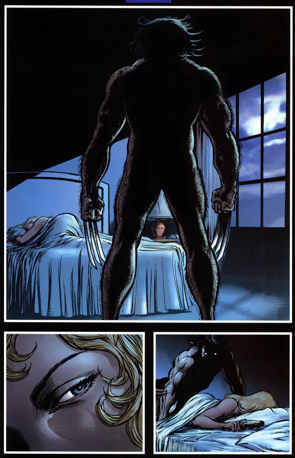 Read online Wolverine (2003) comic -  Issue #6 - 14