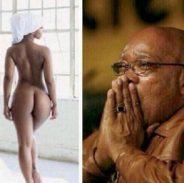 Thulo Naked Boity