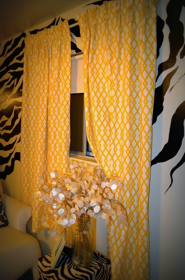 Diy Share Amp The Challange Pinch Pleat Curtains With Sarah