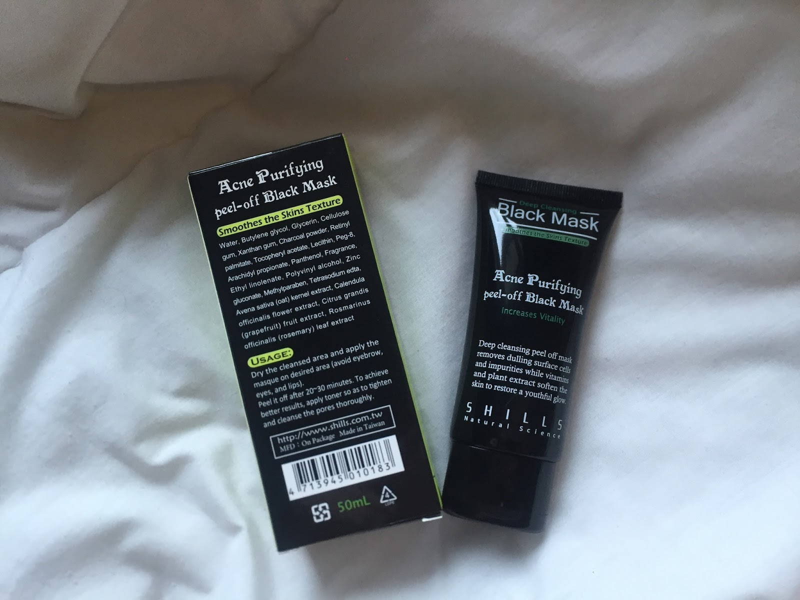 Shania Evelyn Advert Shills Acne Purifying Peel Off Black Mask Also Its The Most Inexpensive Youll Ever Buy At 1850 Your Face Will Be Flawless And Free