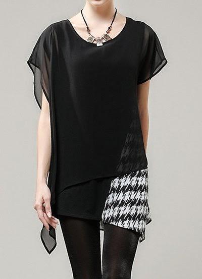 Blusas, Diseños Modernos