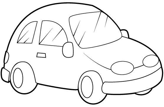 Fantástico Página Para Colorear De Transporte Friso - Ideas Para ...