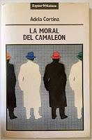 """""""La moral del camaleón"""" - Adela Cortina"""