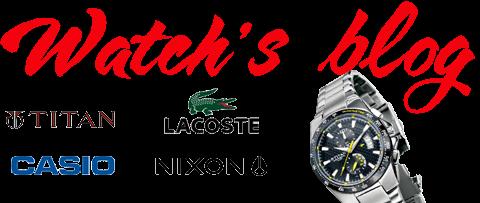 Đồng hồ Titan Blog