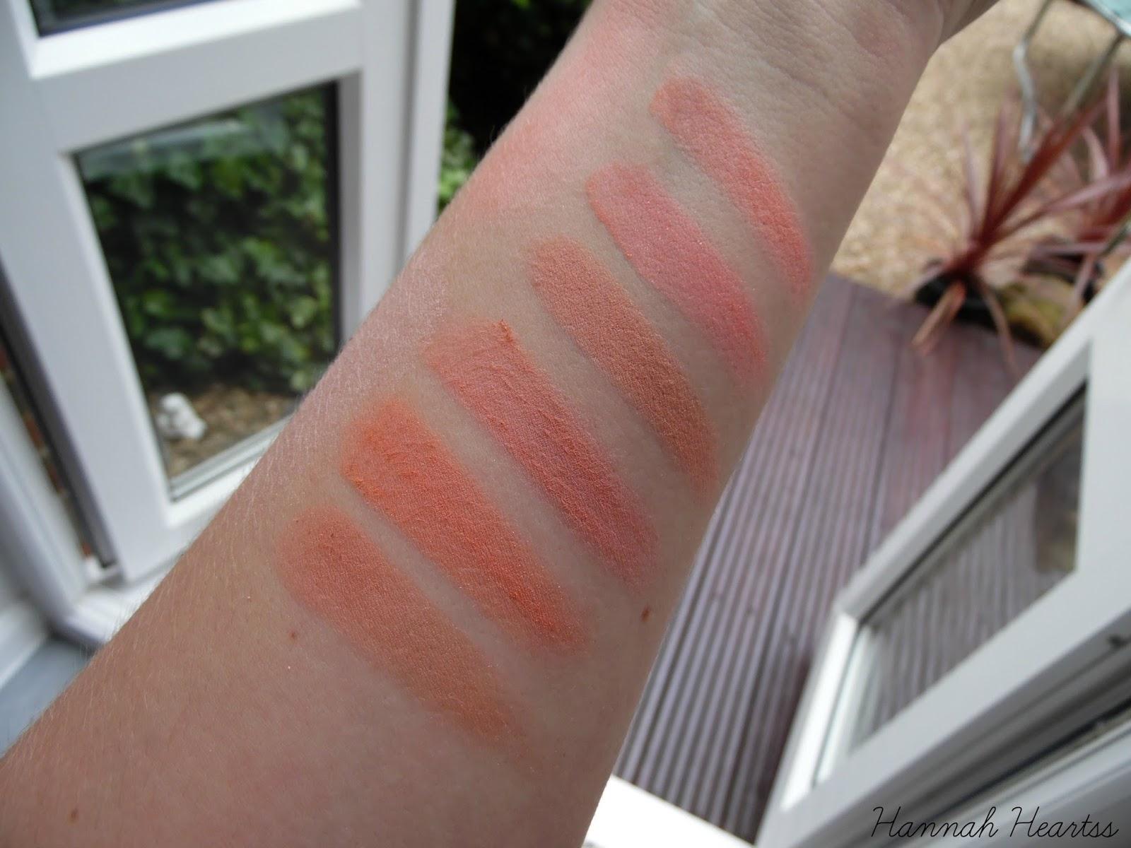 Makeup Revolution Blush & Contour Palette