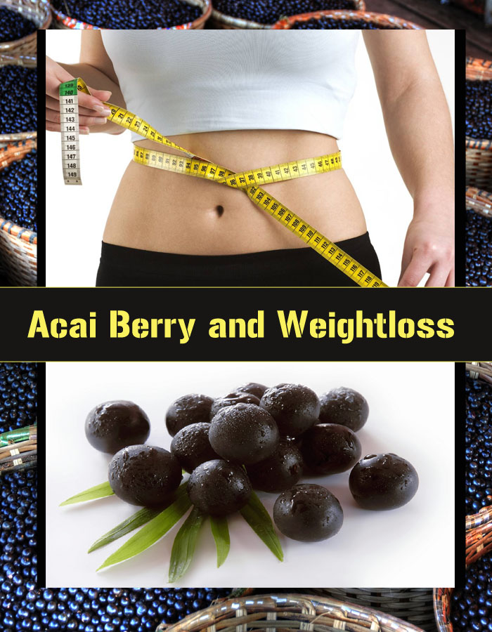 Acai Berry and Weight Loss