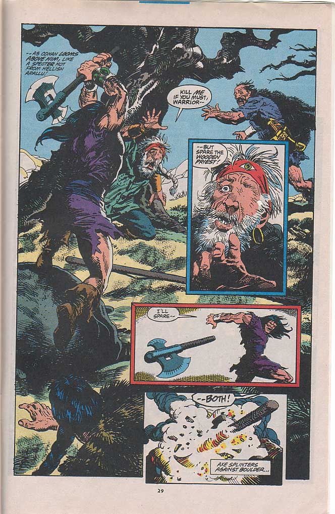 Conan the Barbarian (1970) Issue #268 #280 - English 20