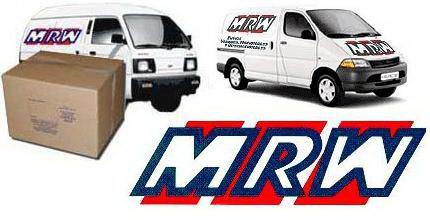 Envios Nacionales mediante MRW