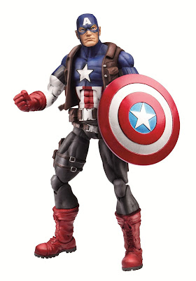 Hasbro Marvel Legends 2013 Series 1 - Ultimates Captain America