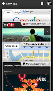 Chrome for iOS devices gets a update, makes Google Apps integration very easy with the browser