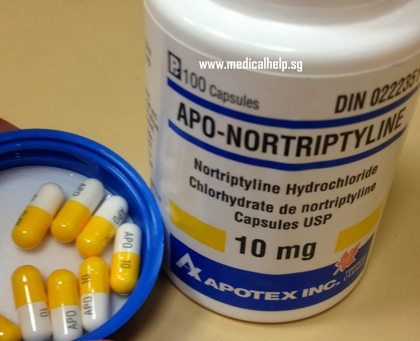 Amitriptyline Weight Gain 20 Mg