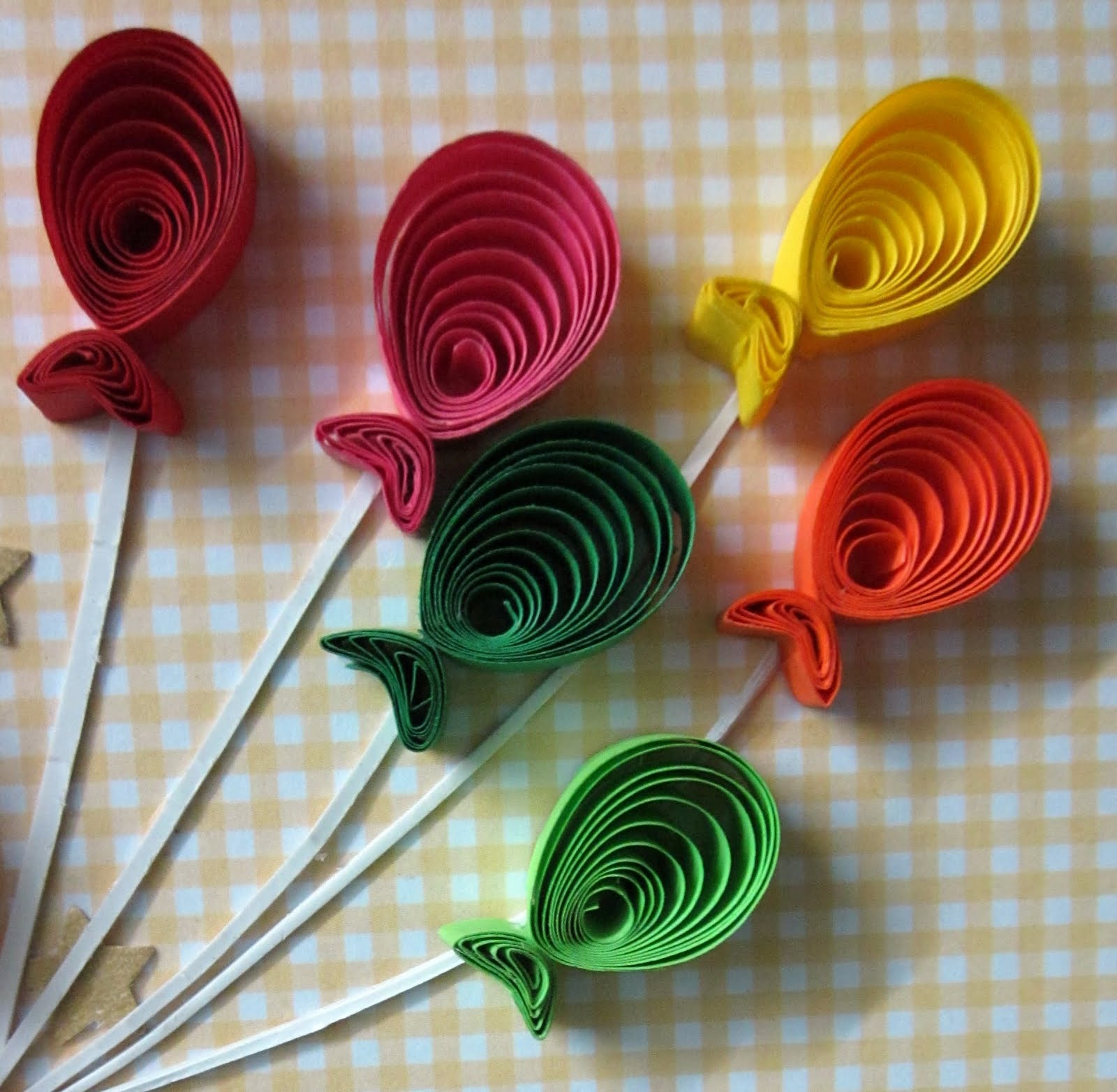 Daydreams quilling for kids for How to use quilling strips