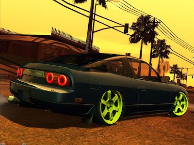 ENB Séries Martin DK Para GTA San Andreas