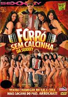 Capa do filme Forró sem calcinha da Sexxxy