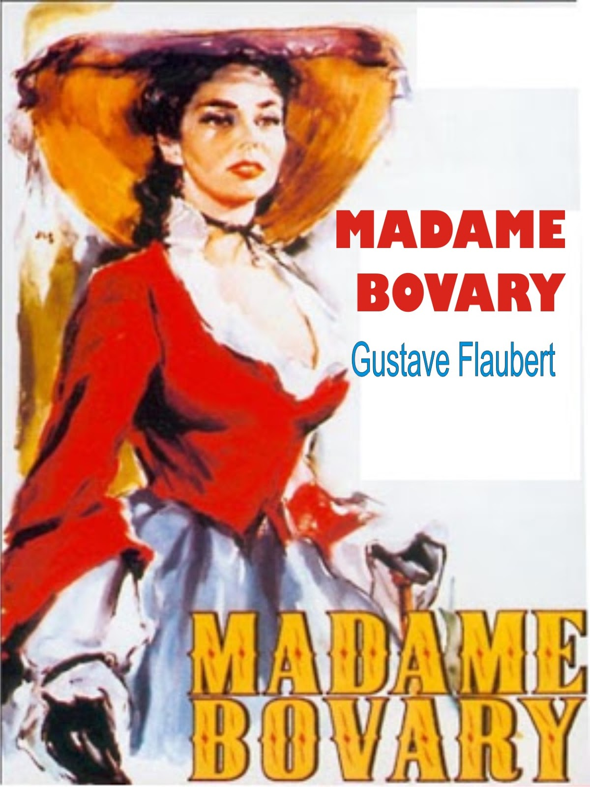 madame bovary thesis Madame bovary was actually a big turning point for flaubert you see, he, like emma, really loved the lush beauty of romanticism, and even wrote his fair share of.