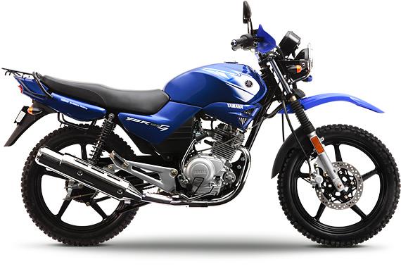 Motorcycle brands yamaha ybr 125g for Yamaha motorcycle brands