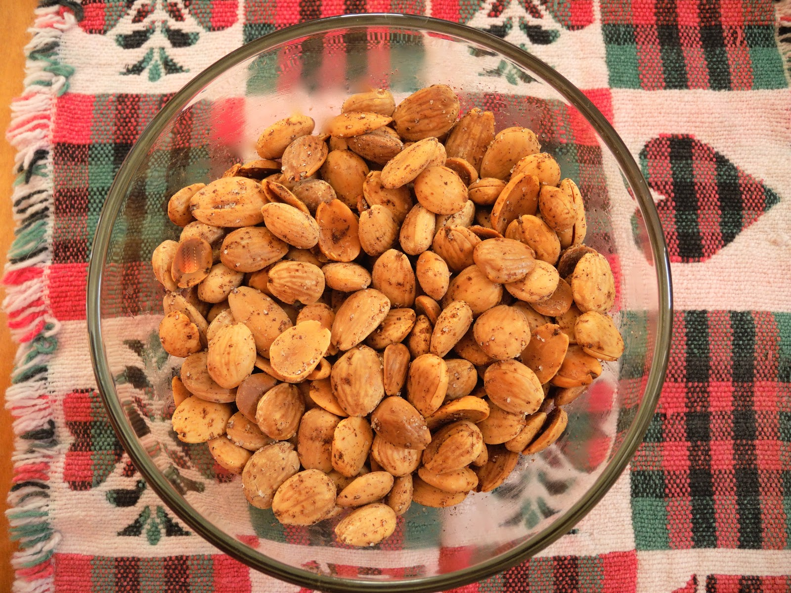 Marcona Almonds With Smoked Paprika Recipe — Dishmaps