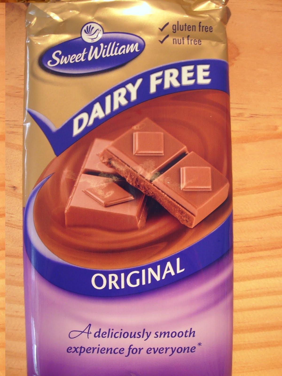 Dairy Free Chocolate Ireland
