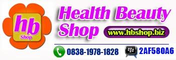 Health Beauty Shop - Pusat Produk Kecantikan dan Kesehatan Modern