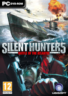 Download Free Full Version Silent Hunter 5 Battle of the Atlantic PC Game Simulation Games Crack Gratis Lengkap Minimum Recommended System Requirements