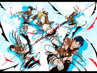 Attack on Titan Shingeki no Kyojin Character Anime HD Wallapper Desktop PC Background 1735