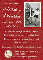 Viva's Holiday Market! Sat. Nov. 30th!