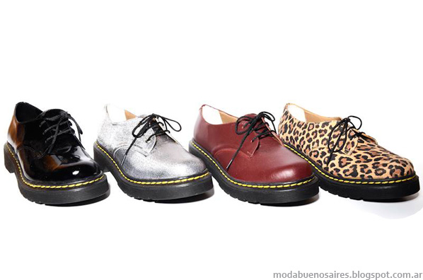 Zapatos Micheluzzi colección otoño invierno 2014