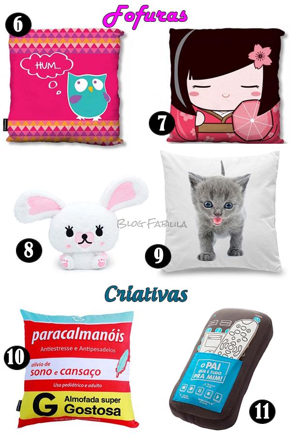 Almofadas Criativas Gorila Clube