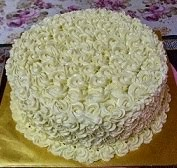 Carrot Cake 8" @RM70