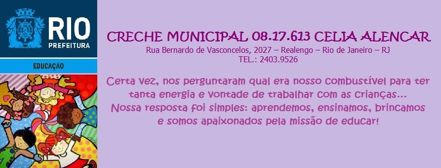 Creche Municipal 08.17.613 Célia Alencar