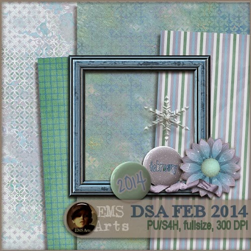 February DSA bloghop freebie!
