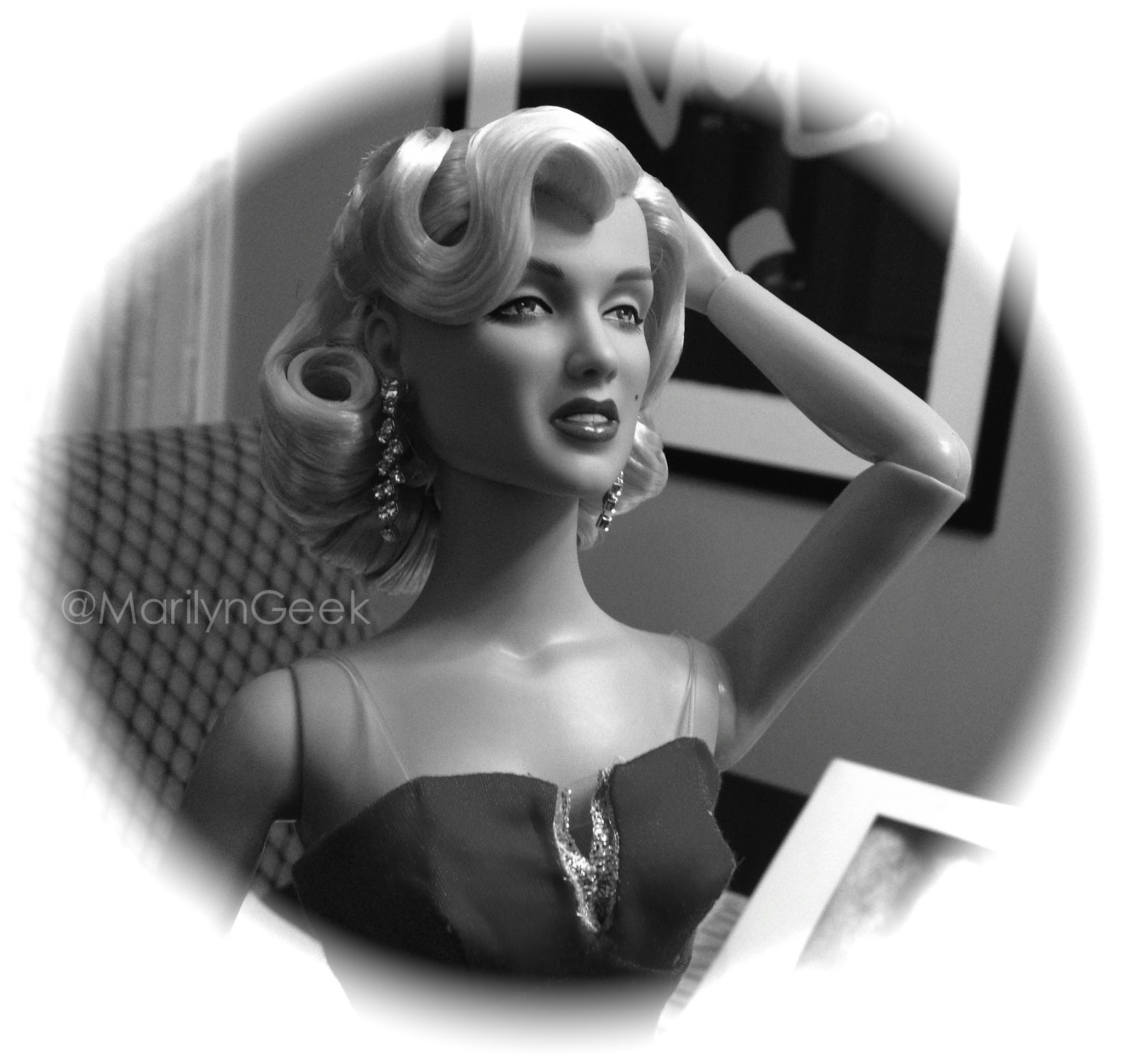 Quot Marilyn Monroe As Pola Debevoise Quot Tonner Doll Review