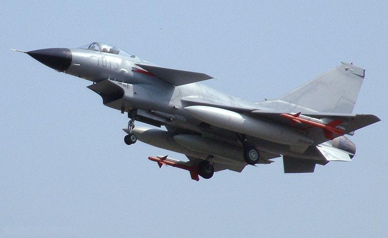 J-10 PLAAF Multi-role Fighter Jet