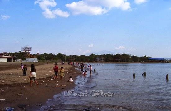Marina Beach Semarang