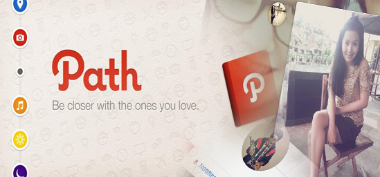Cara Akses Jejaring Sosial Path Melalui Desktop Web Browser