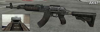 MW3 AK47