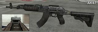 MW3 AK47
