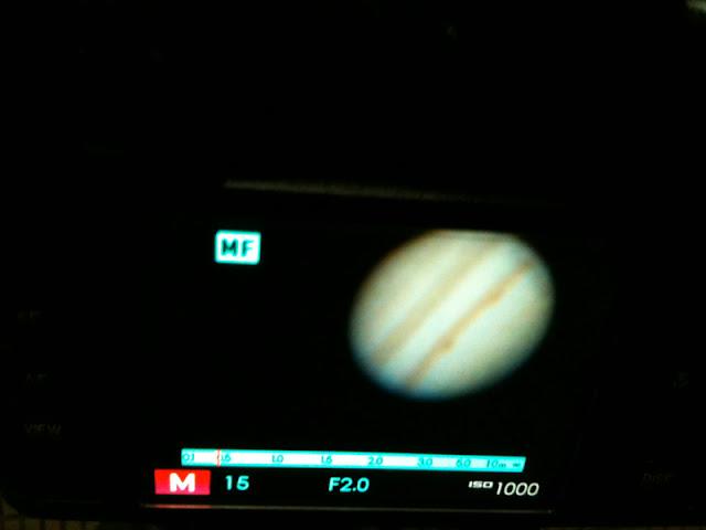 Digiscoping with Fujifilm X100, Celestron C6